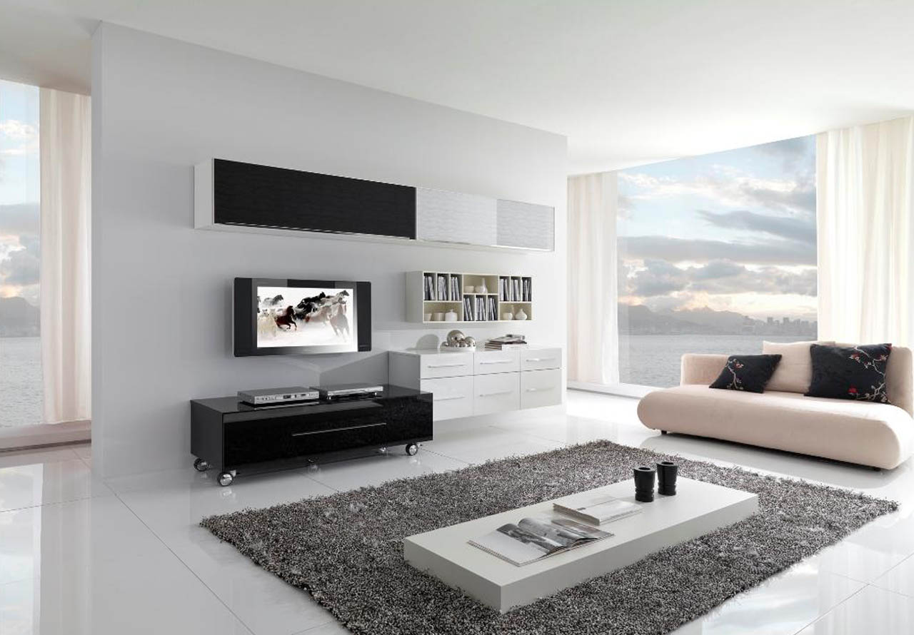 Beautiful Modern Living Room Designs
