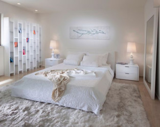 White Bedroom Designs Ideas: Decorating Your Comfort Zone