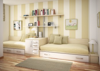 Teenage Bedrooms Painting Ideas: Choose The Right Color!