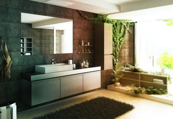 Exotic bathroom interior designs