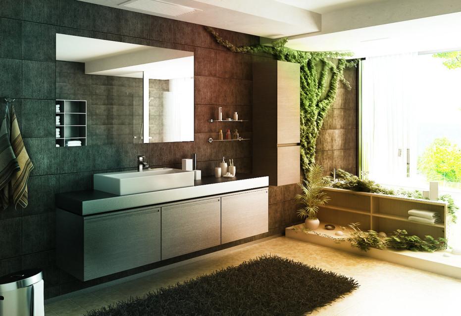 Exotic Bathroom Interior Designs