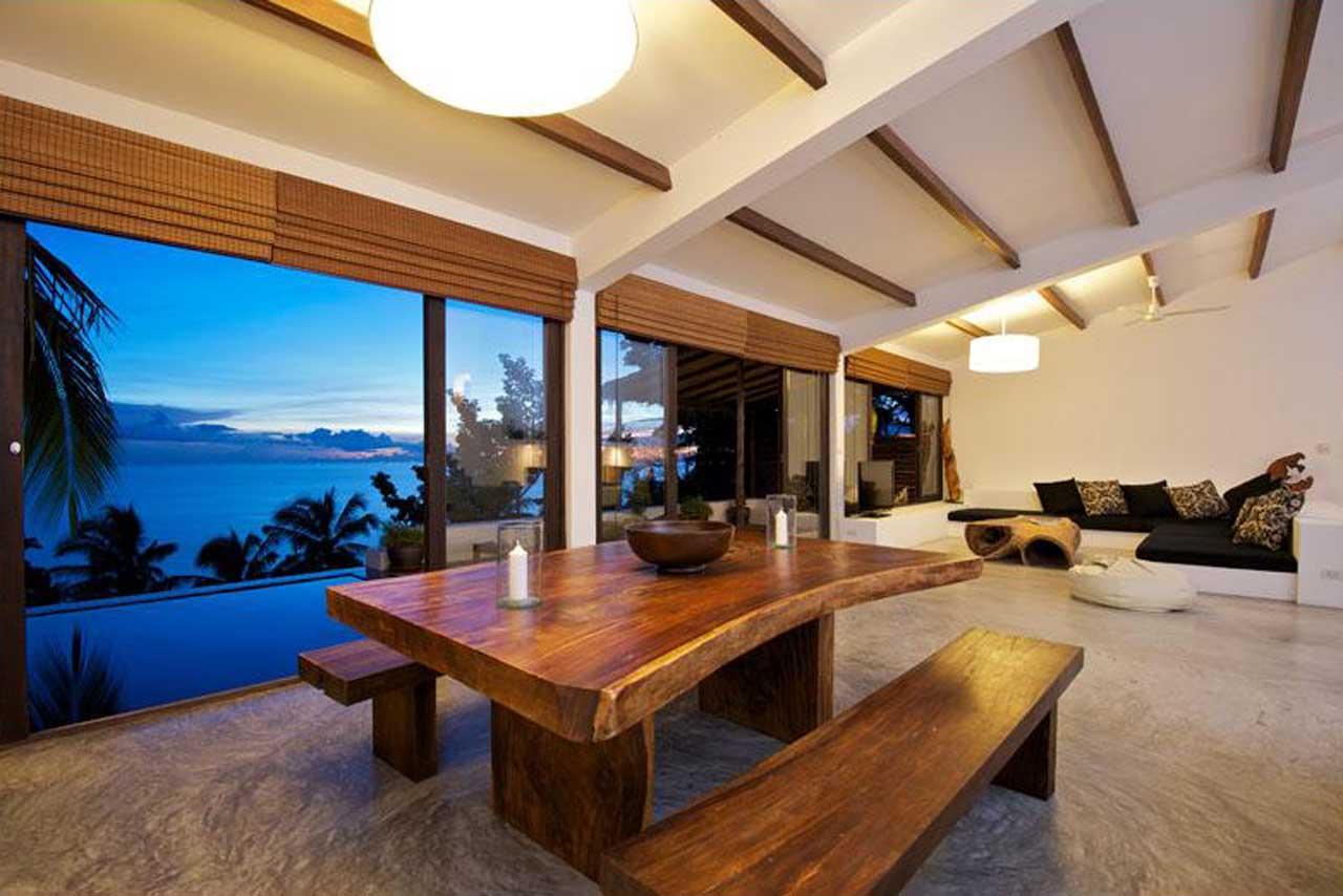 exotic dining room ideas