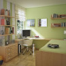 fresh-green-teenage-bedroom-painting-ideas