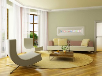 Living room interior ideas futuristic furniture