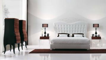 Luxury white bedroom designs