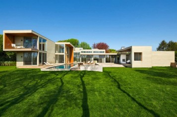 Minimalist and modern house exterior ideas