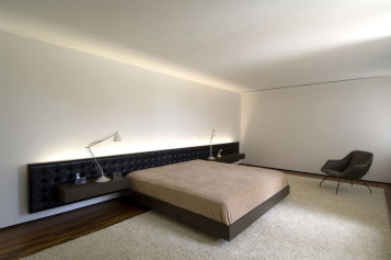 Minimalist bedroom interior designs 2