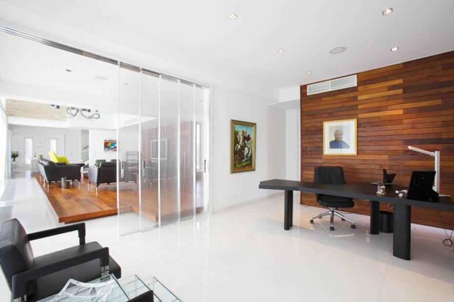 Minimalist Home Office Interior Designs