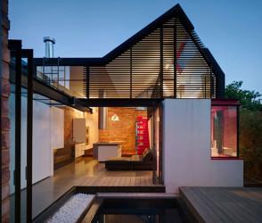 Minimalist house exterior ideas 111