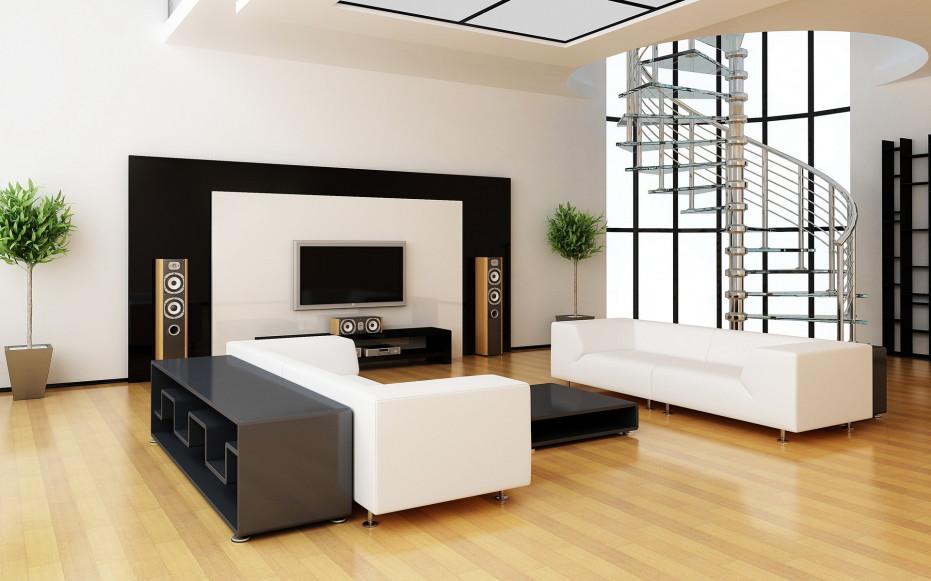 Minimalist Interior Design For Living Room 2