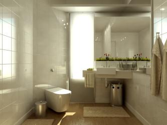 Modern bathroom decoration ideas 331