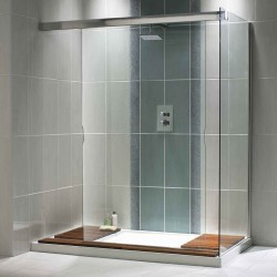 Modern bathroom shower picture