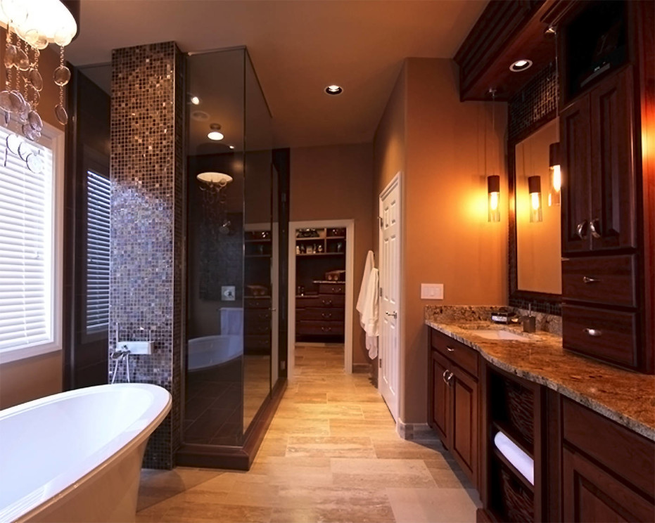 Modern Exotic Bathroom Designs 22