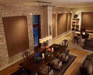 Modern exotic dining room ideas