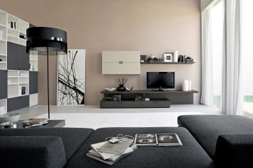Modern living room interior ideas 12