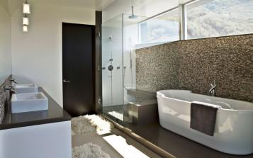 Nice modern bathroom design ideas