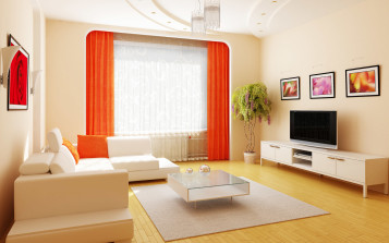 Simple modern living room interior ideas 931