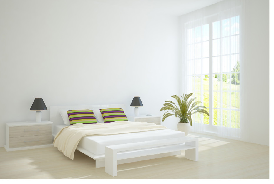 Simple White Bedroom Design Ideas 0221