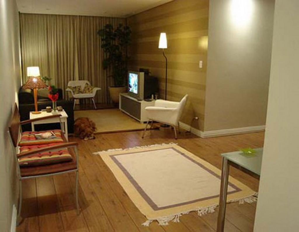 small apartment interior decoration 2