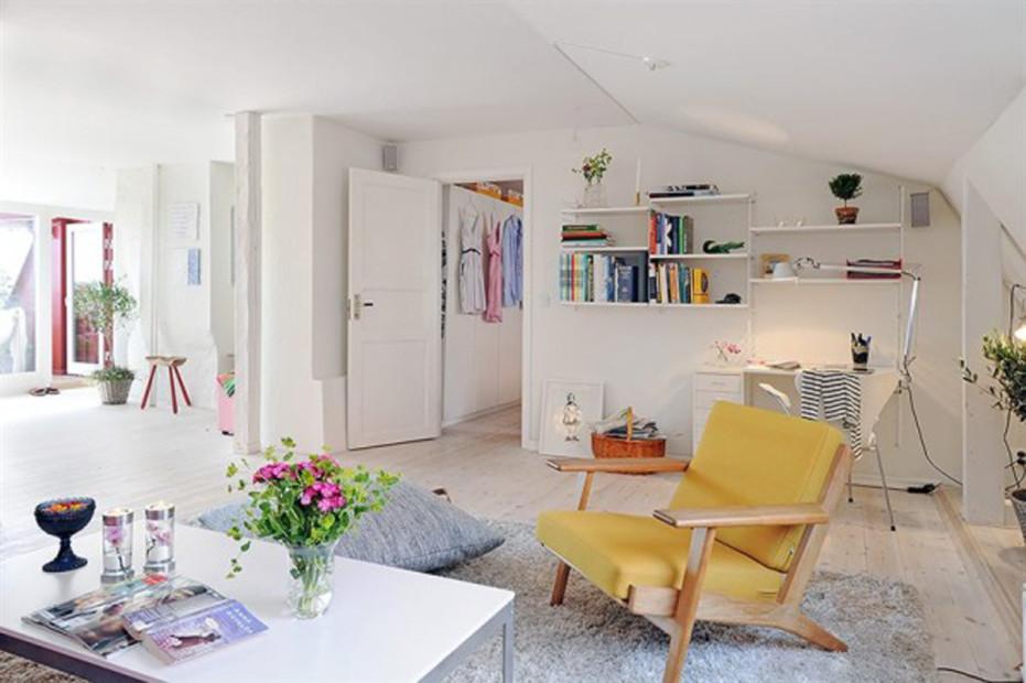 Small Apartment Interior Ideas