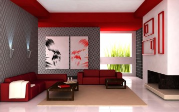 Stylish living room interior 44f