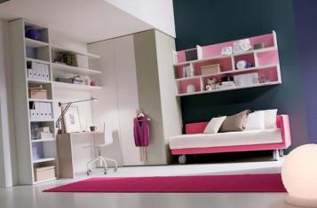 Teenage girls bedroom painting ideas