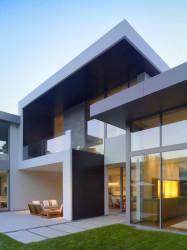 Urban minimalist home design plans