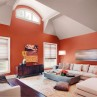 Color-Schemes-for-Living-Rooms-brown-color