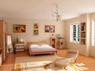 Inspirational Bedroom Design: Make A Beautiful Space