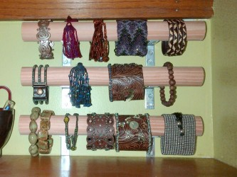 Bracelet Storage Ideas