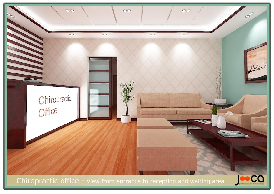 chiropractic office layout