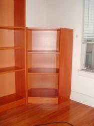 Classic corner bookshelf ikea