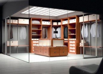 Coolest walk in closets concept
