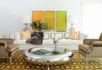 Elegant living room idea