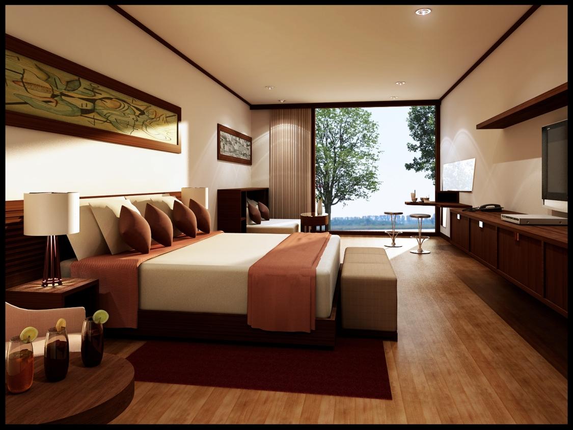 Fancy Bedroom Designs