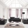 lovely-black-and-white-living-room