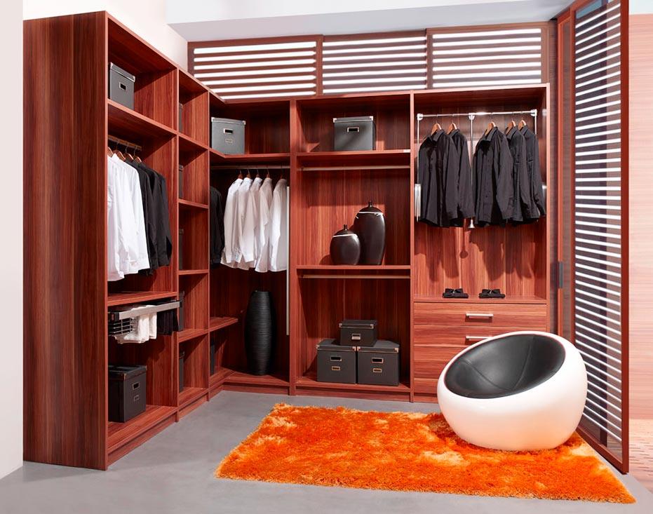 moder closet idea