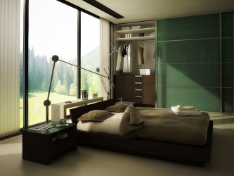 Modern bedroom design 2
