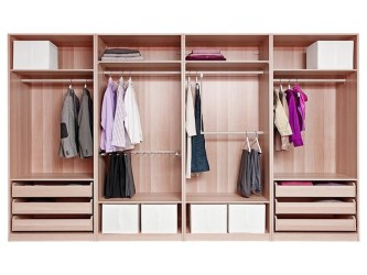 Modern cool closet ideas