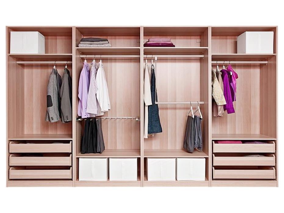 Modern Cool Closet Ideas