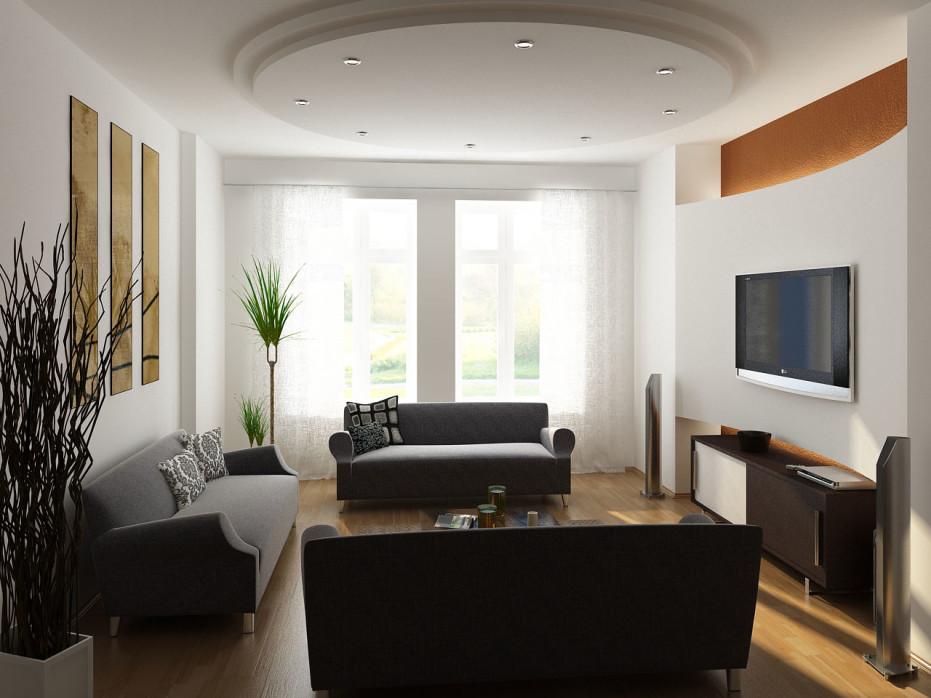 Modern Living Room Ideas 2