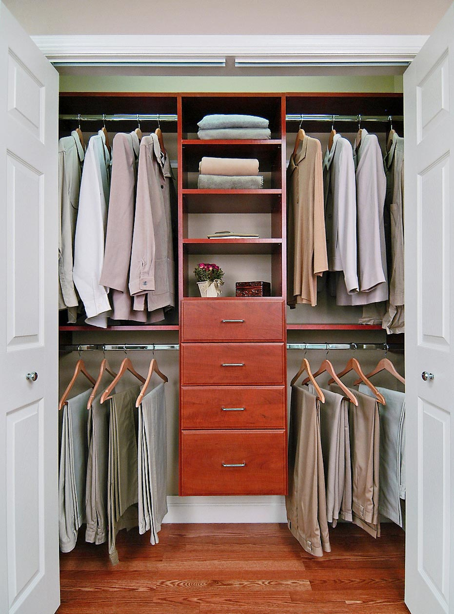 small closet ideas