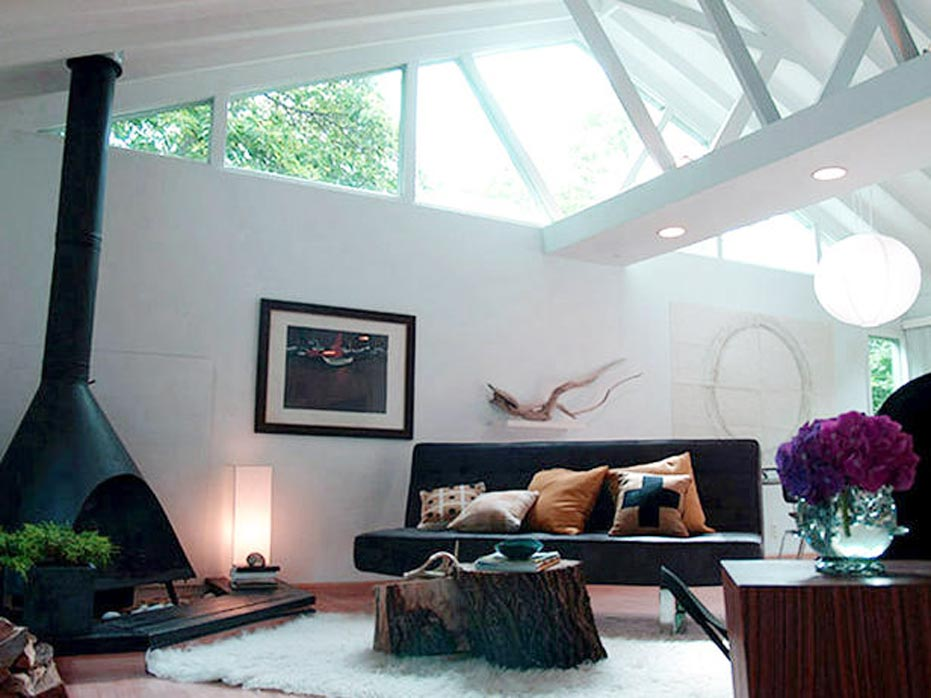 Awesome-Modern-Fireplace-Look