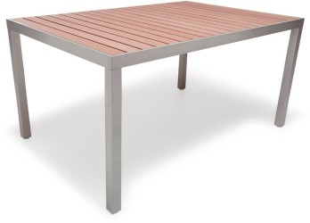 Brook strathwood patio furniture dining table