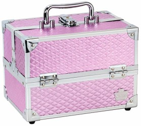 Caboodles makeup case storage furniture