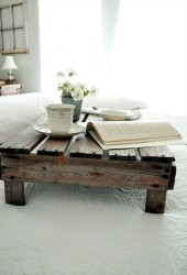 Utilizing Wood Pallet Furniture Ideas For Exterior