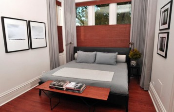 Lincoln Park men bedroom