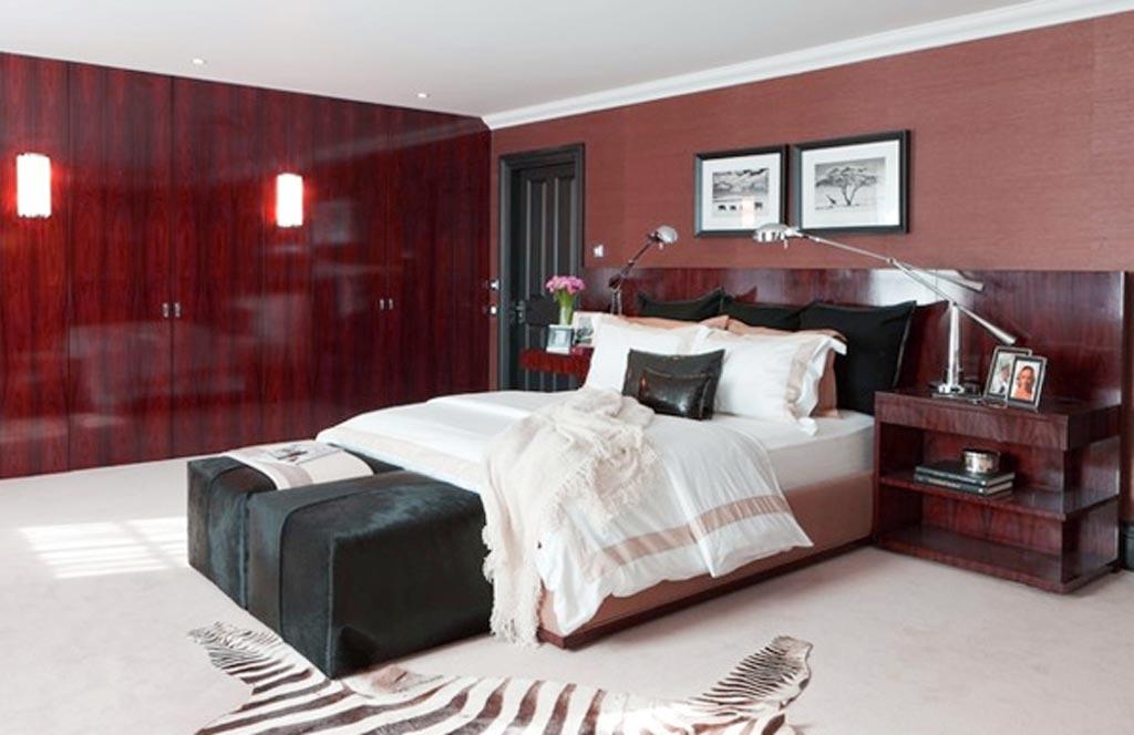 MPD London men bedroom