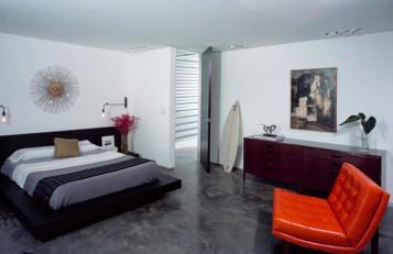 Masculine Vintage men bedroom