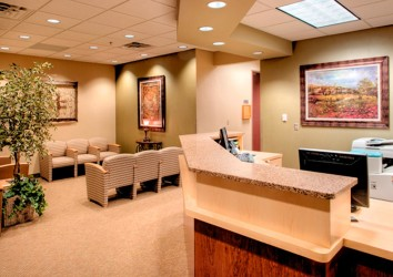 Medical office design idea